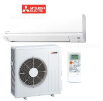 24k Btu Mitsubishi SEER 18 Split Air Conditioner Heat Pump MUZ-HM24NA2-U1 MSZ-HM24NA-U1