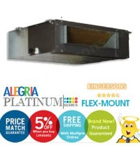 24000 Btu Comfortstar Ceiling Cassette Air Handler Only Air Conditioner Heat Pump TPA24