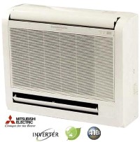 Mitsubishi MFZKA18NA Floor Mount Indoor Unit Only For Multi Zone units - 18000 BTU Split Air Conditioner