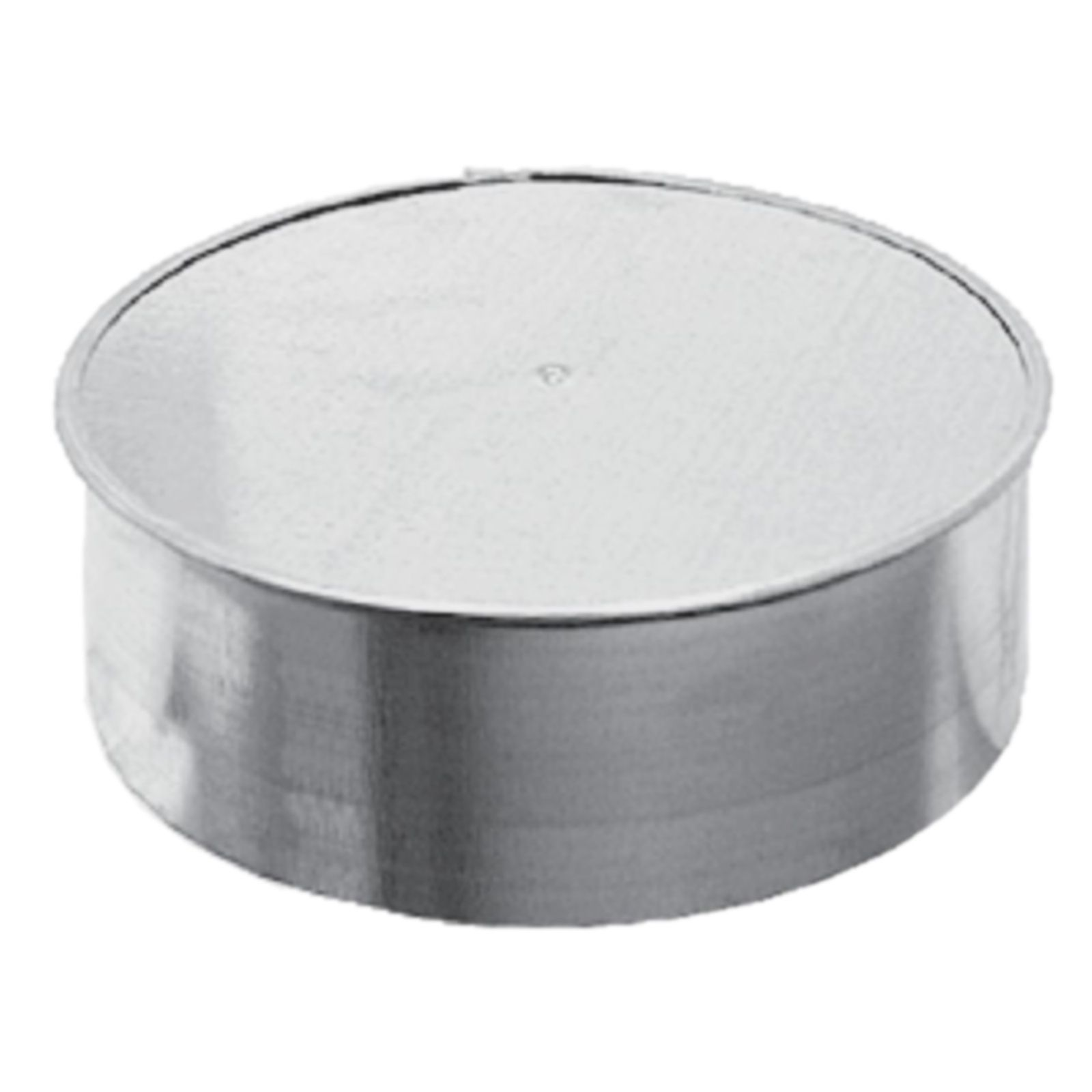 Snap-Rite 12-310 - Round End Caps No Crimp, 12""