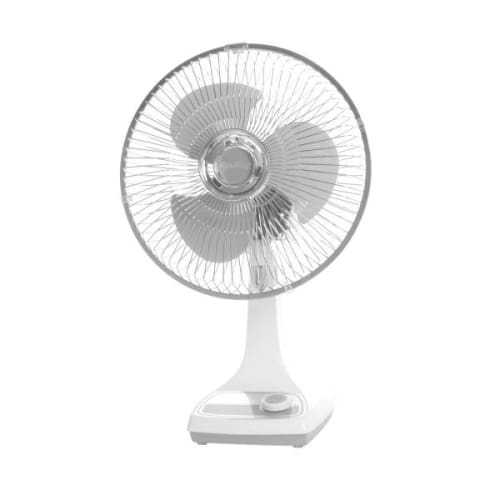 Air King 9154 9 Inch 490 CFM 2-Speed Commercial Grade Oscillating Table Fan