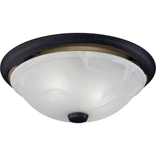 NuTone 772RBNT 80 CFM 2 Sone Ceiling Mounted Energy Star Rated and HVI Certified Decorative Bath Fan with Light and Domed