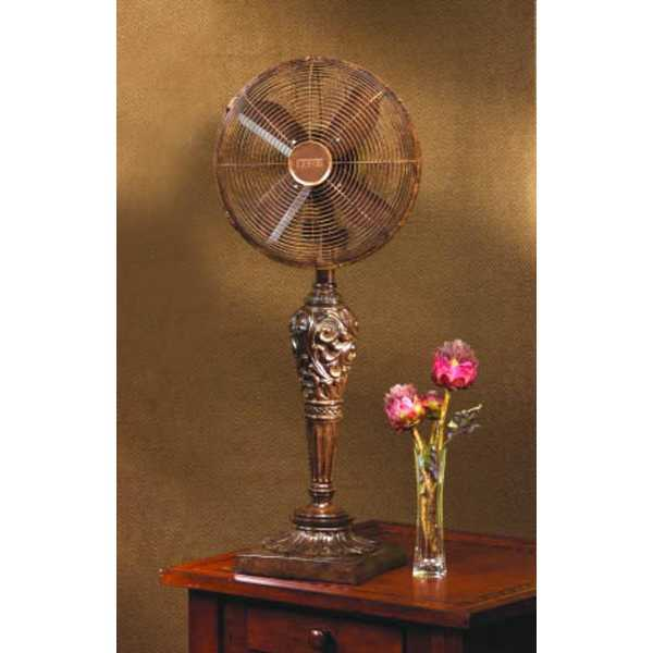 32' Extravagant Royal Victorian Oscillating Indoor Table Top Fan