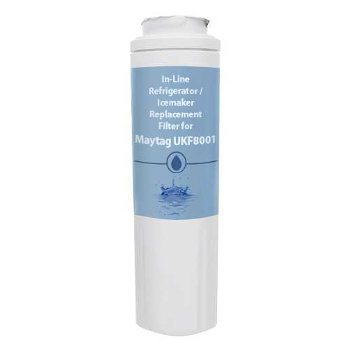 Replacement Water Filter Cartridge for Maytag Refrigerator MFI2665XEM0