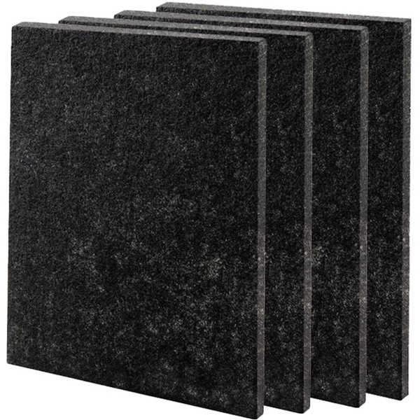 Winix Size 21 Carbon Pre-Filters for Winix P300 (Set of 4) - Black