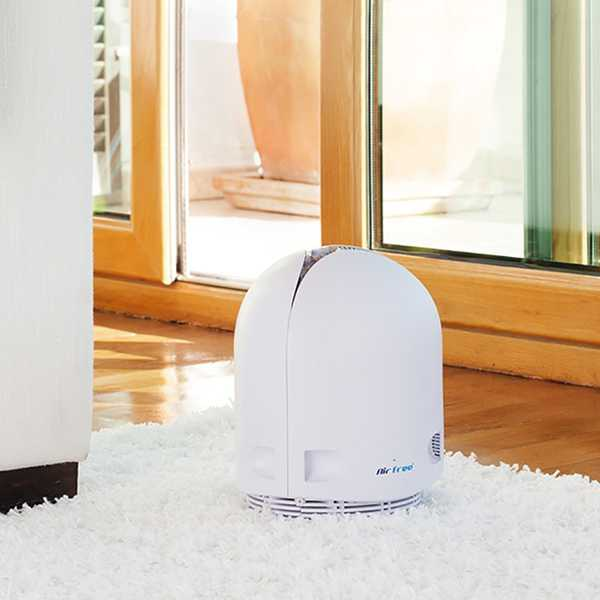 Airfree P2000 Filterless Air Purifier - White