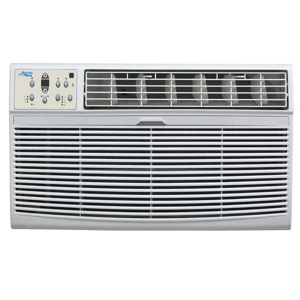 Arctic King AKTW12ER52 12000BTU Window Air Conditioner with Remote - White