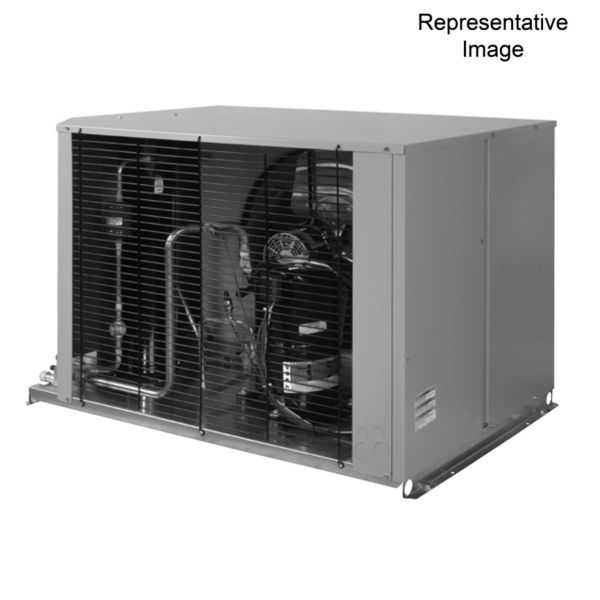 Heatcraft - Bohn - BHT025L6B - 2-1/2 HP Outdoor Condensing Unit: Low Temperature Hermetic R-404A (208-230/1/60)