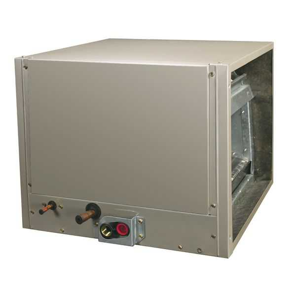 Comfortmaker ENH4X43L21A - 3 1/2 Ton, R410a Cased Horizontal N Type Evaporator Coil 21' Wide With TXV, Aluminum Tube