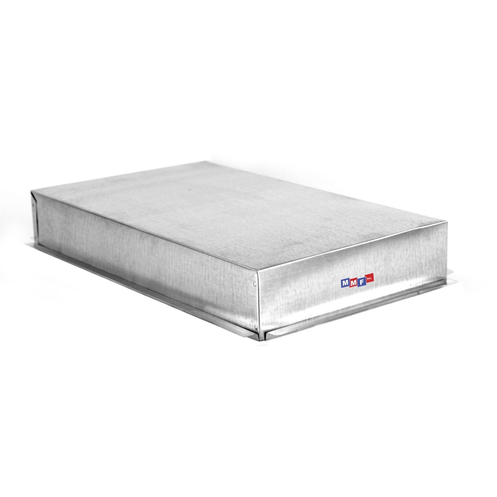 "Modular Metal ACRH2514HS - Return Air Can - 28 Ga - Seal All Seams 25 1/4"" X 14 1/4"" Uninsulated - 6"" High"