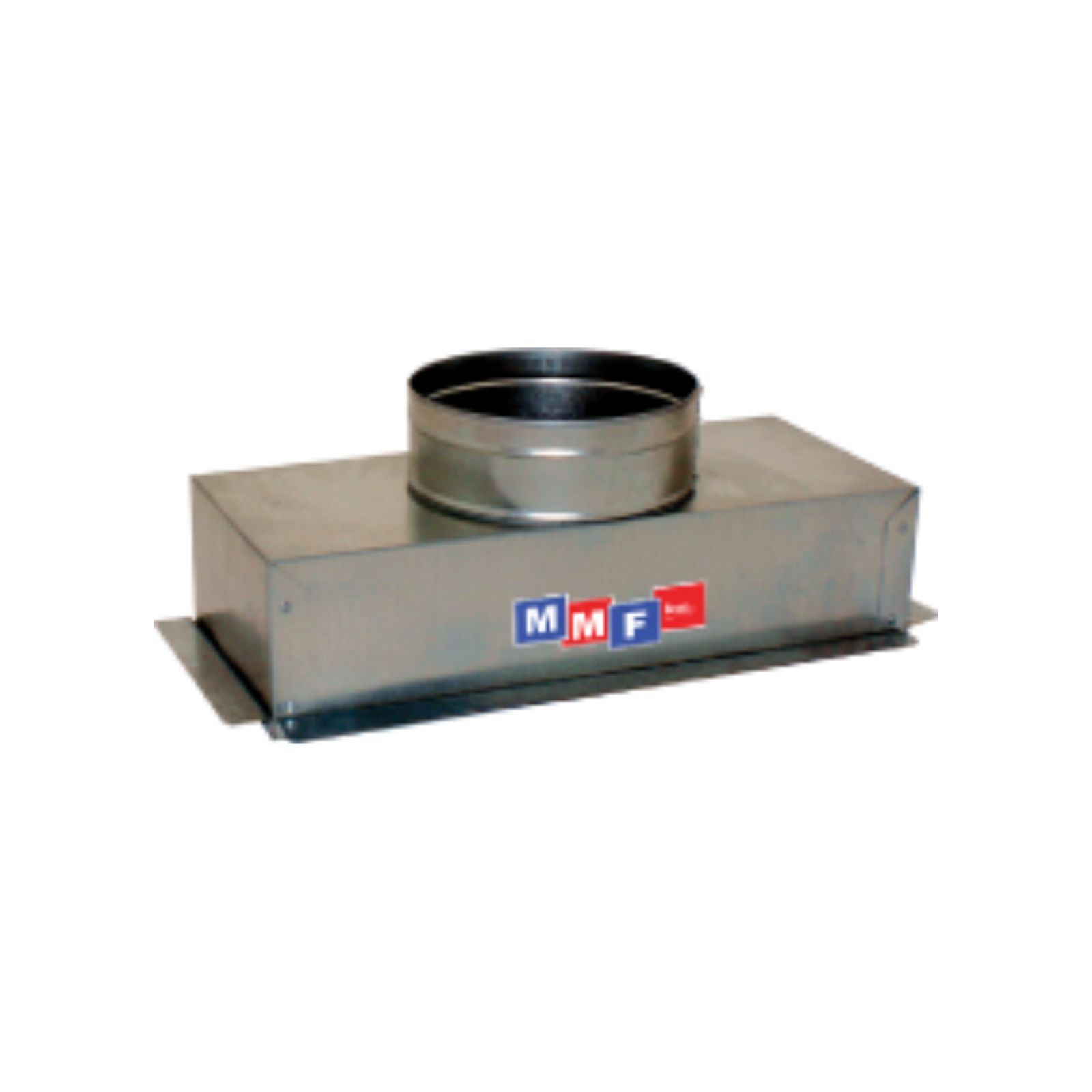 "Modular Metal ACRH2520BS - Return Air Can - 28 Ga - Seal All Seams 25 1/4"" X 20 1/4"" Uninsulated - 4"" High"