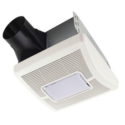 InVent Series 70 CFM Ceiling Exhaust Bath Fan with Light