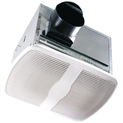 Quiet Zone 100 CFM Ceiling Dual Speed Exhaust Fan